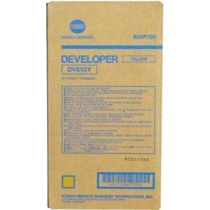Developer DV610 Yellow Bizhub PRO PRESS